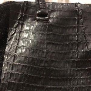 Raven Kauffman Bags - Raven Kauffman black weekender bag